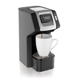 HAMILTON BEACH SINGLE SERVE FLEXBREW COFFEE MAKER 49952 *DISTRESSED PKG