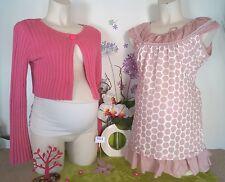 Lot vêtements grossesse occasion maternité - Gilet, Tunique, Bandeau... T: 38/40