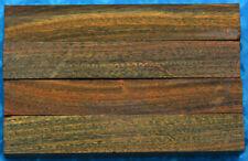 Pen blanks,extremely rare premium grade color changing Lignum vitae Verawood