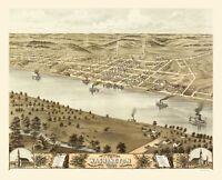 Washington Missouri - Ruger 1869 - 23.00 x 28.41