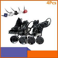 4Pcs Car Backup Parking Sensor Reverse System Rear Sensors Replacement 22mm