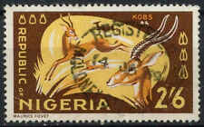 Nigeria 1965-6 SG#182, 2s6d Kobs Definitive Used #D19242