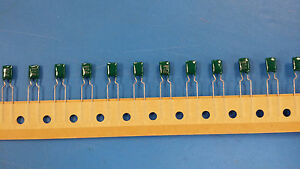 Lot of 100 100pcs 6.3v 22uF 20/% Matsuo Electric 267E 6301 26M SMD Capacitor