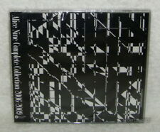 alice nine Complete Collection 2006-2009 Taiwan CD