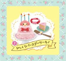 Re-ment Miniature Sanrio My Melody Floral Party Set # 7
