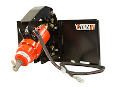 Premium Skid Steer Eterra Auger 2500 Model - Fits Bobcat Loaders and More!