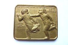 Médaille d'Honneur du Comité de Défense contre la Tuberculose bronze Réf 220