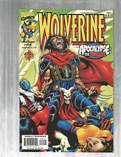 Wolverine 146 and 147   APOCALYPSE!!!   GORGEOUS COPIES!!
