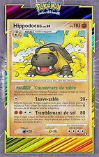 Hippodocus - Platine 02: Rivaux Emergeants-25/111-Carte Pokemon Neuve Française