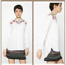 New Spanish Desigual fashion women's long sleeve shirt