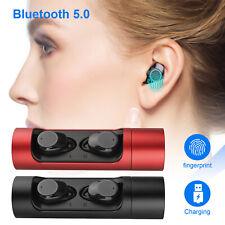 Bluetooth 5.0 Headset Tws Wireless Earphones Twins Earbuds Ipx7 Stereo Headphone