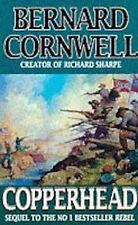 Bernard Cornwell __ COPPERHEAD __ NUEVO