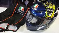 CASCO AGV VALENTINO ROSSI MUGELLO 09 LIMITED EDITION XL MOTORCYCLE HELMET HELM