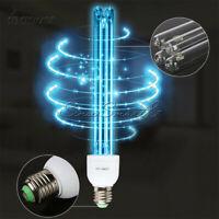 20W E27 UV Ozone Ultraviolet Compact Germicidal Sterilization Quartz Light Lamp
