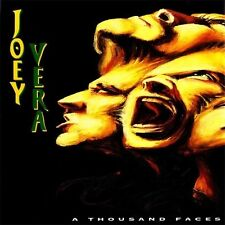 Joey Vera-A Thousand Faces CD