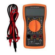 Handheld Digital Multimeter For Voltage Current Resistance Diodes Multi Tester