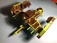 2009 Bandai Ben 10 Ultimate Alien Force Figure Vehicle Galvanic Gunship Ship