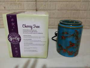 New - Scentsy Cherry Tree Full Size Wax Warmer