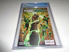 Planet Of The Apes / Green Lantern #1 Cgc 9.8 Jjufs Variant Ethan Van Sciver