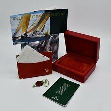 Rolex vintage ladies Yacht-Master box set 2003