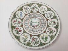 "Wedgwood The Cottage Garden 1994 Plate, 10"" Diameter"