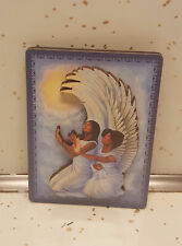 African American Expression/Black Americana 2 D Magnet/Angels 22Hg/Religious
