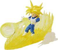 Bandai Dragon Ball Z Final Blast Super Saiyan Trunks Action Figure
