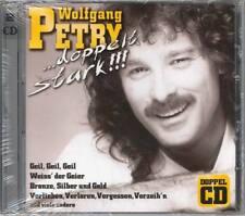 WOLFGANG PETRY ...DOPPELT STARK!!! [Doppel-CD NEU in Folie]