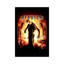 The Chronicles Of Riddick - 11x17 Framed Movie Poster by Wallspace