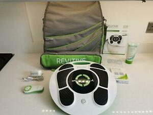Revitive Medic Circulation Booster With Storage Bag - Battery Or Mains
