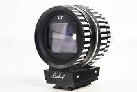 Linhof Universal Multi Focal 4x5 Large Format Viewfinder Technika Cameras V13
