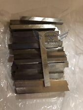 50pcs 14 X 14 X 2 12 Hss Square Tool Bits For 4900 New Us Seller
