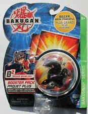 Bakugan DRAGONOID Darkus Black Battle Brawlers B2 Booster Pack Figure NEW
