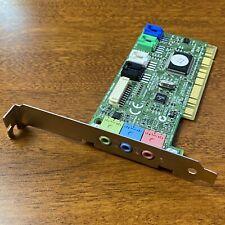 Creative Sound Blaster CT5807 PCI Sound Card (Dell 0088GF) * Perfect * FREE Ship