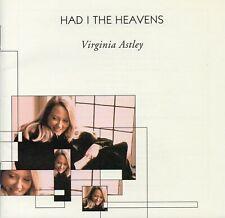 Virginia Astley Had I the Heavens Japan CD Obi 1996 Indie Pop Folk Ambient
