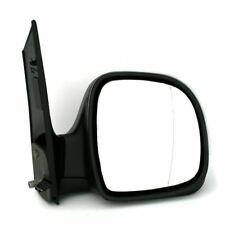 Mercedes Viano W639 2003-2010 Electric Black Cover Wing Door Mirror Drivers Side