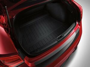 New OEM Infiniti G35 G37 Q40 Sedan Trunk Cargo Carpet Mat