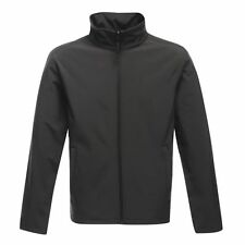 Regatta Mens Classic Softshell Jacket Tra680 Black