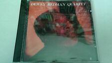 "DEWEY REDMAN QUARTET ""LIVING ON THE EDGE"" CD 6 TRACKS"