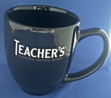 TEACHER'S HEAVY MUG. BLENDED SCOTCH WHISKY
