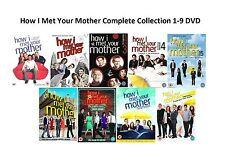 How I Met Your Mother Complete Series 1-9 DVD Season 1 2 3 4 5 6 7 8 9 UK New
