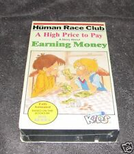 "Human Race Club called ""A High Price to Pay,"" VHS 1989 NEW! SEALED!"