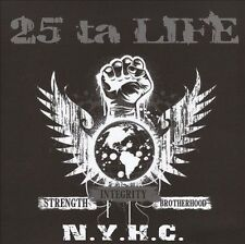Strength, Integrity, Brotherhood by 25 Ta Life (CD, May-2009, Back Ta Basics)