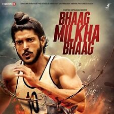 BHAAG MILKHA BHAAG - BOLLYWOOD ORIGINAL SOUNDTRACK CD - FREE POST