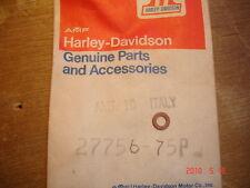 #27756-75P FLOAT VALVE FIBER WASHER HARLEY DAVIDSON AERMACCHI LIGHTWEIGHT