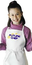 Kids Cooking Apron Future Chef Aprons For Children by CoolAprons
