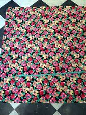 FLORAL PURE COTTON SATEEN