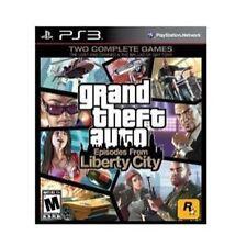 Grand THEFT AUTO: episodios de Liberty City (Sony PlayStation 3, 2010) GTA PS3