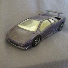 4E Burago 4141 Lamborghini Diablo Violeta 1:43