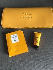 Etihad Airways Business Amenity Kit Acqua Di Parma Hand Cream Cologne